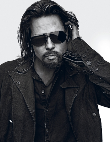 Brad Pitt Interview 3