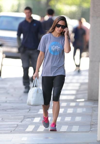 Pippa va à la gym