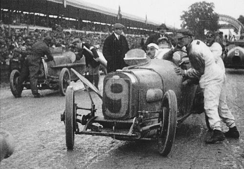 Bentley Le Mans (1923-1929)