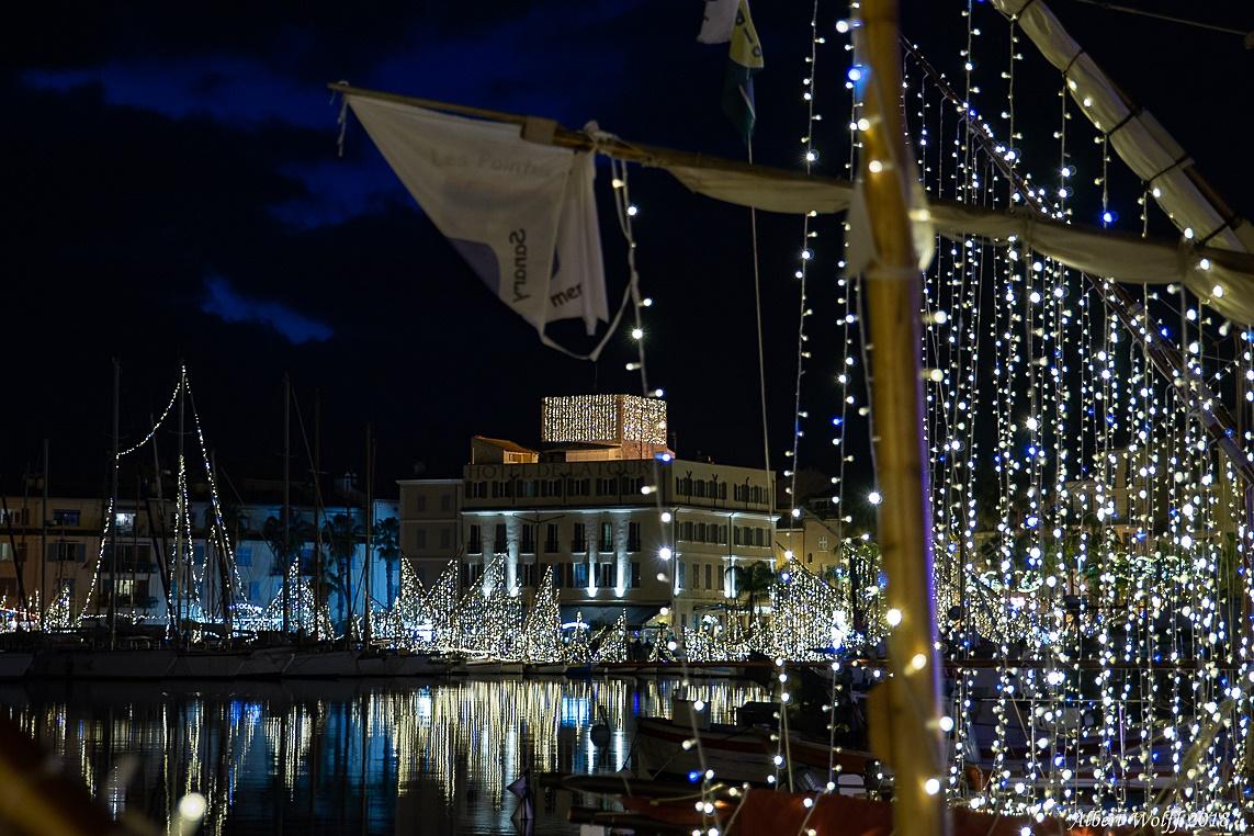 Noël à Sanary  -  1 .