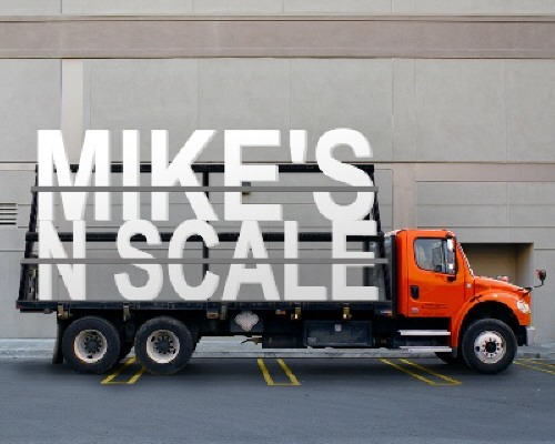 camion Mike's N Scale