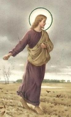Jésus, Tu nous aimes d'un immense amour.....