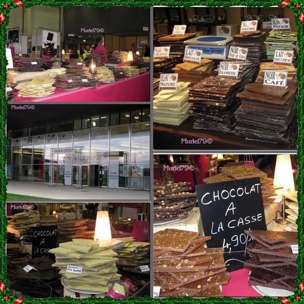 Salon chocolat Bressuire