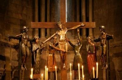 Miracle Eucharistique San Juan de las Abradesas 1251