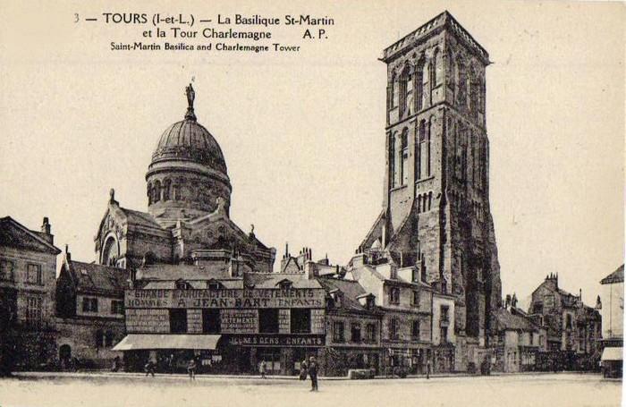 Basilique St Martin de Tours -1