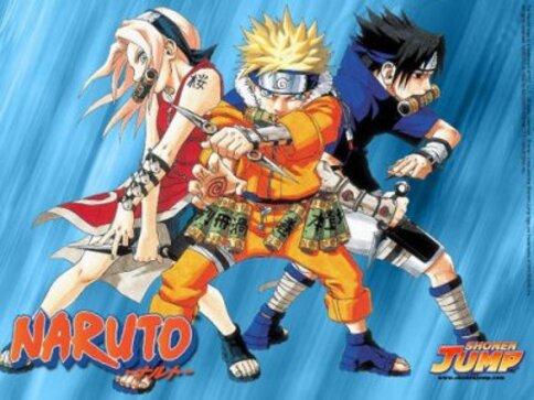 Naruto Saison 2 (26 à 51)