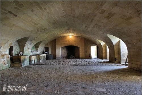 Château de Biron Périgord Noir Dordogne la Grande Cuisine