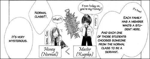 [Manga] Honey X Honey