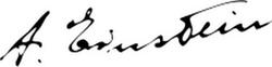 Mon dessin au crayon noir - Albert Einstein