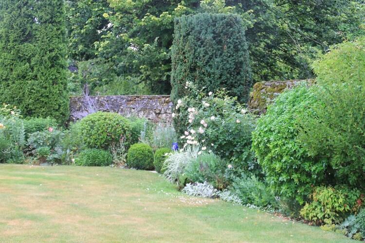 Le jardin du mouton bleu