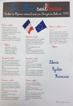 La Marseillaise et les drapeaux, un affichage obligatoire