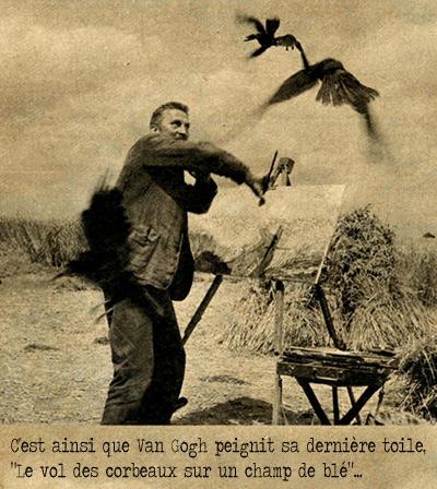 la vie passionnée vincent van gogh, kirk douglas auvers sur oise, douglas van gogh auvers sur oise