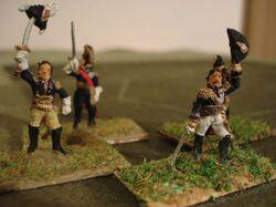 Officiers supérieus (généraux de brigade)