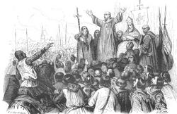 La prédication de la croisade - 1095-1263
