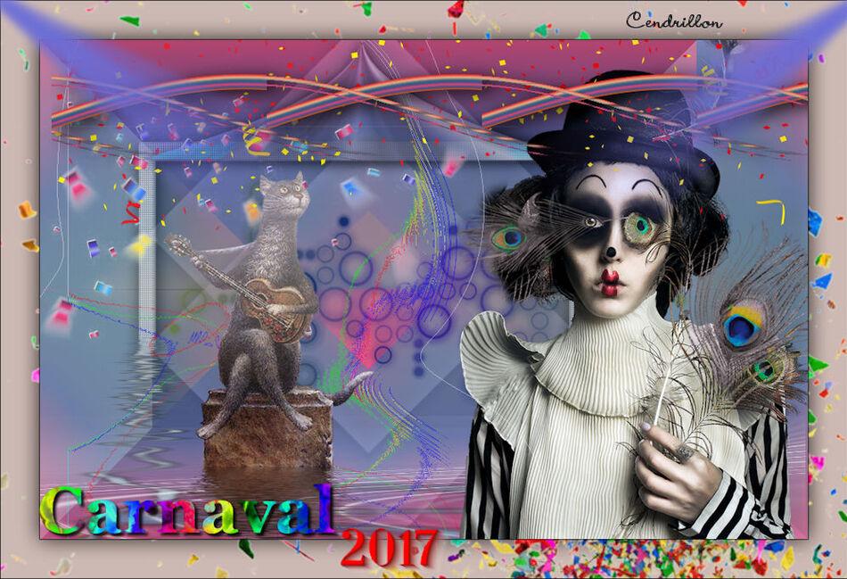 Carnaval 2017 - Renée Graphisme