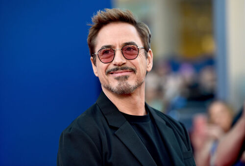 Interview de Robert Downey Jr