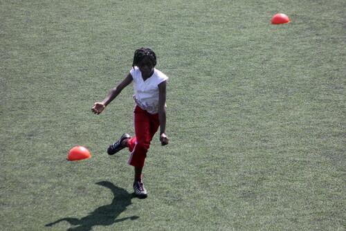[4e année] Journée sportive
