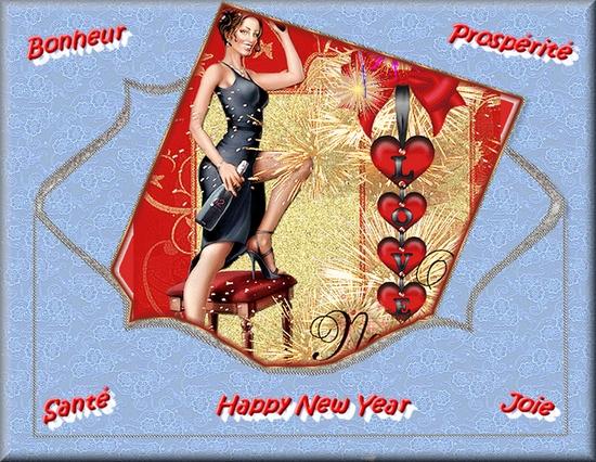 **Cartes de Vœux **chez Kaly