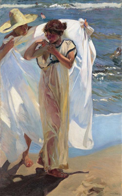 Samedi - Sorolla, peintre de la lumière