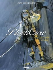 Couverture Black Crow, tome 1 : La colline de sang