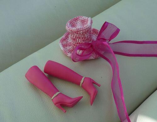 Barbie: le chapeau de Thérèse