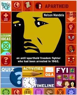 Apartheid video and activities for young learners
