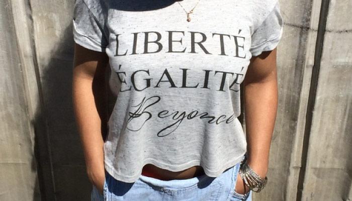 [TOTD] Liberté, Egalité, Beyoncé par Fllemme