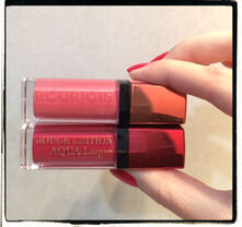 Test : Rouge Edition Aqua Laque de Bourjois