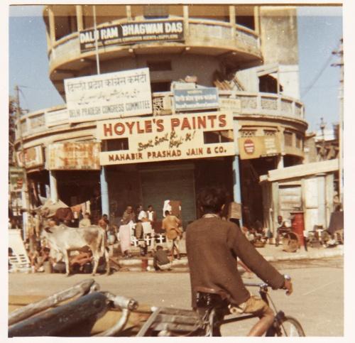 New Delhi février/mars 1968