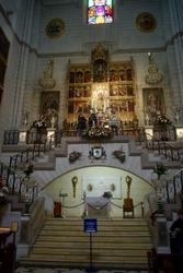 Madrid - Cathédrale Santa Maria La Réal de la Almudena