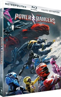 [Test Blu-ray] Power Rangers