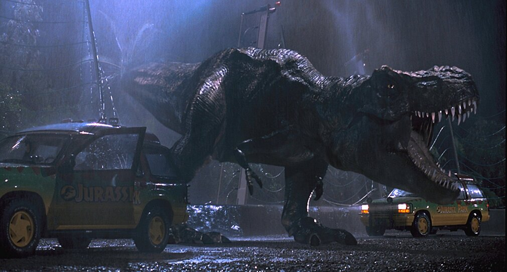 [Test 4K Ultra HD] Jurassic Park