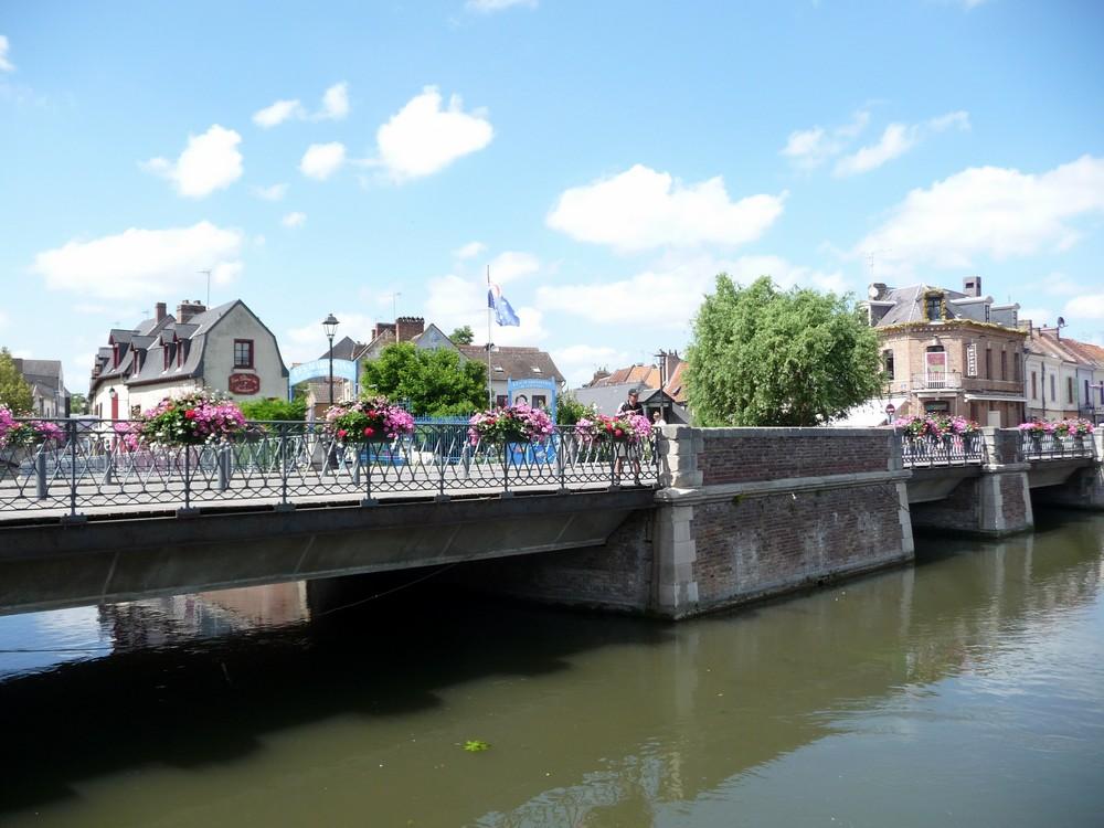 Les touristes aiment notre Amiens