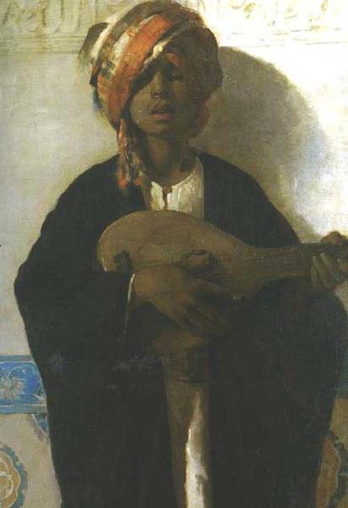 La musique dans la peinture grecque