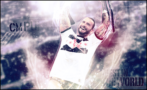 CM Punk - Best in the world