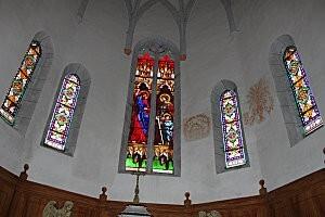 église St Cirq Lapopie -2-