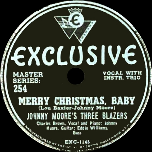 "Various Artists : "" Blue Christmas "" Blue Moon Records BMCD 5003 [ ES ]"