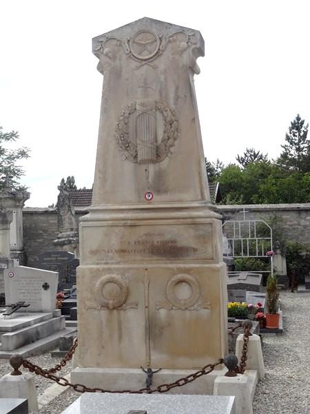 Les monuments...