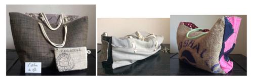 Coup de cœur : L'atelier de Klo, couture et création d'accessoires de mode 100% fait main.