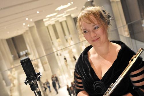 Mes trios pour flûte basse, violoncelle et piano seront enregistrés à Varsovie