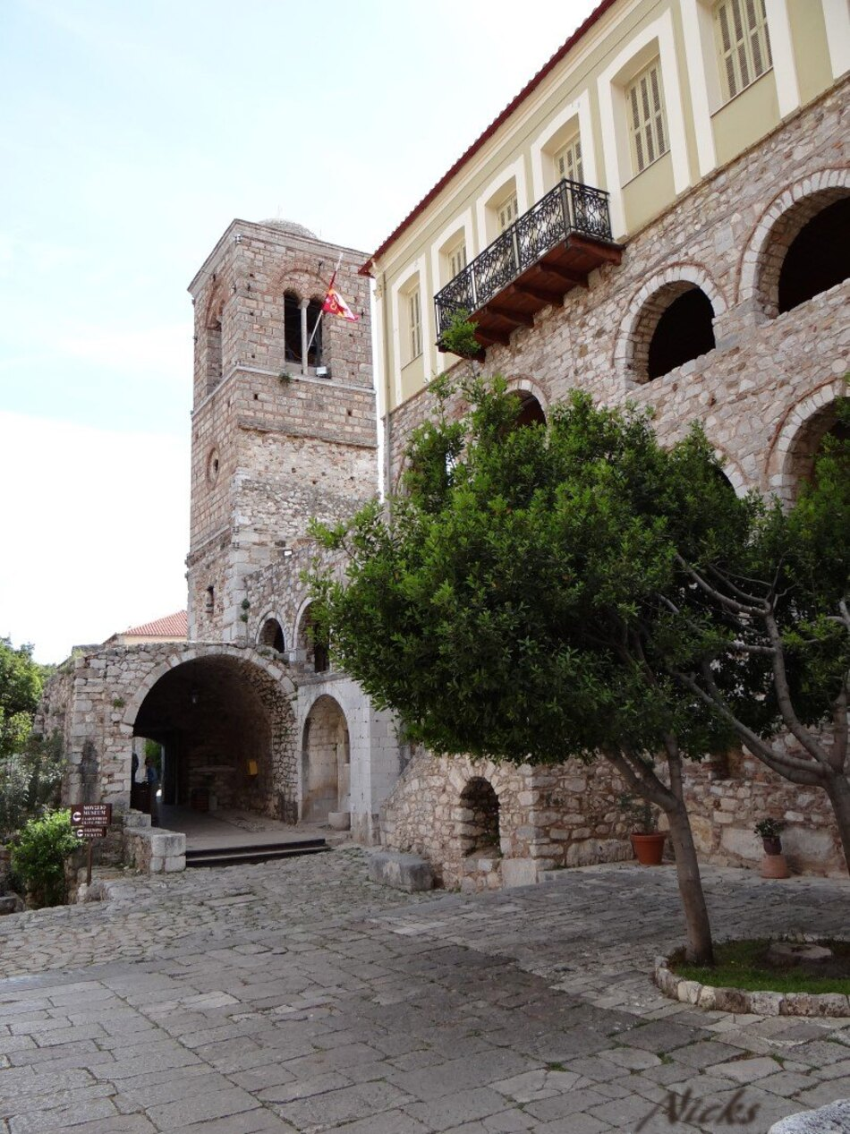 Osios Loukas,Grèce,