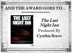 UNE PREMIERE RECOMPENSE POUR THE LAST NIGHT INN