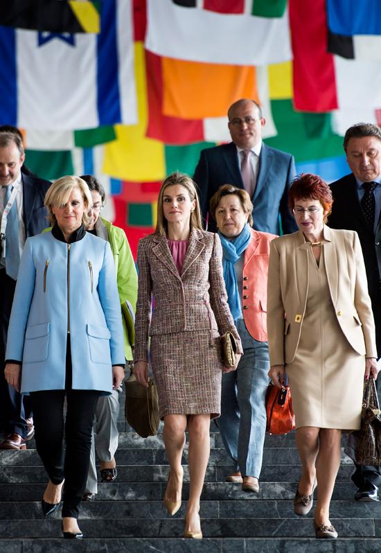 Letizia à Genève