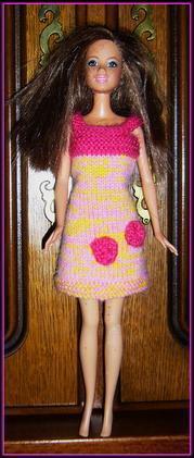 Bandinette - robe n°1