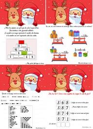 Escape game de Noël fin cycle 2 cycle 3
