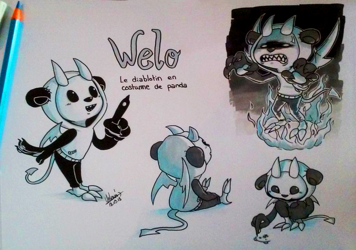 Une planche Welo !