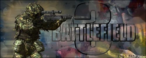 Signature Battlefield 3
