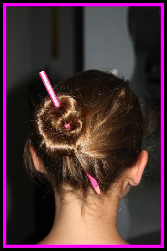 Mes inventions de coiffure