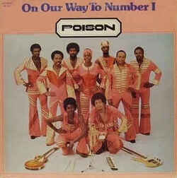 Poison - On Our Way to Number 1 - Complete LP