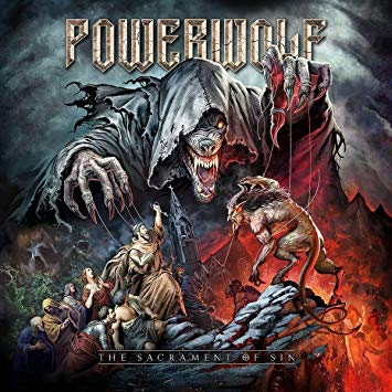 [Traduction] The Sacrament of Sin - Powerwolf